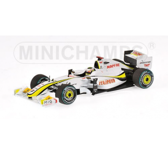 Brawn Mercedes GP001 Minichamps 1/43 - T2M-400090622