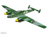 NSFP ME 110 1,40m ARF CAMOUFLAGE - TOP-19306