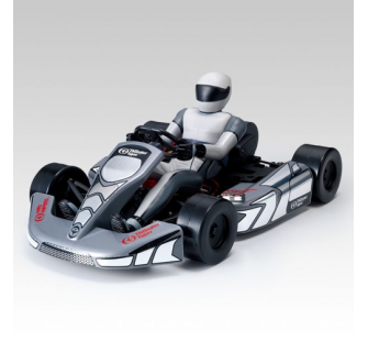KARTING KT8 Gris Brushless Super Combo 2,4GHz - MRC-T6570F71