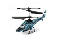 MH-35 Heli RTF Mode 1 E-Flite Force-RC - FCE2000M1