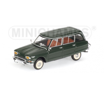 Citroen Ami 6 break 1967 Minichamps 1/43 - T2M-400111671