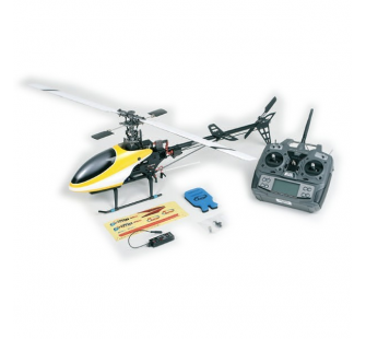 HELICOPTERE GRIFFIN 450 MONTE (RADIO OPTIC 6 2.4GHz) RC System - MRC-RC3920HM1