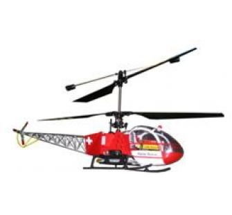 Lama CX 2.4GHz ARF Helicopter - CT-LAMACX-ARF