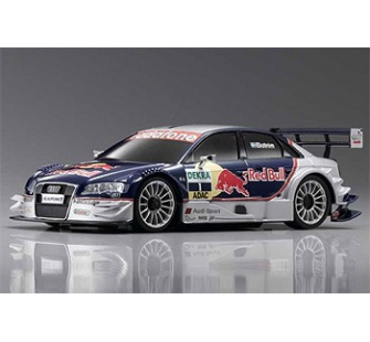 Mini Z serie 2 MR02-RM audi A4 team ABT kyosho - KYO-30678TA