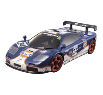 Mini Z serie 2 MR02-MM mac laren gulf kyosho - KYO-30676G