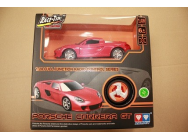 Porsche Carrera GT (1:28) Rouge Race Tin Modelco - MCO-42LC296P-CAR-2