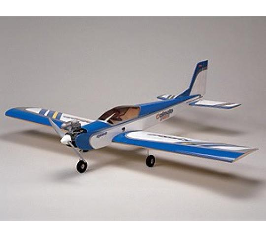 Kyosho Calmato Sport 40 Bleu Arf K 11215gb Miniplanes