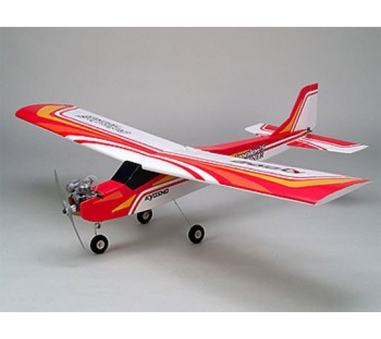 Calmato trainer 40 rouge ARF kyosho - KYO-11211R