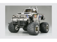Midnight Pumpkin Chrome 1/12e Tamiya - 58365