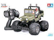 XB Wild Willy Tamiya 1/10 - TAM-57743