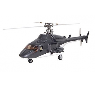 Fuselage mini airwolf Gaui EP200 Esky Lama - HLA-200AWB