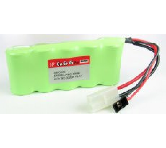 Pack accu Nimh 6V 3300mAh reception - JP-4405535