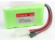 Pack accu Nimh 4.8V 3300mAh reception - JP-4405530