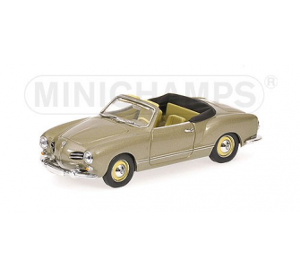 VW Karmann ghia 1957 Minichamps 1/43 - T2M-430051045