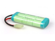3864 NI-MH BATTERY 7.2v 1100MAH (2/3 A) J-Perkins - JP-9940992