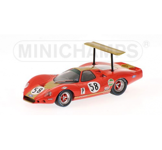Ford P68 1969 Minichamps 1/43 - T2M-400698458