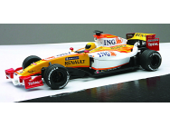 ING RENAULT F1 R27 PACK A+CHARGEUR (27MHZ) 1:12  - NRY-89535A