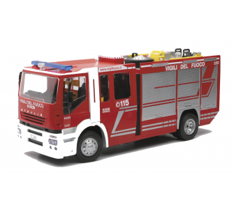 CAMION POMPIER IVECO RDC 1:24  - NRY-87933