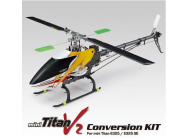 KIT DE CONVERSION MINI TITAN V1=>V2 - T3902