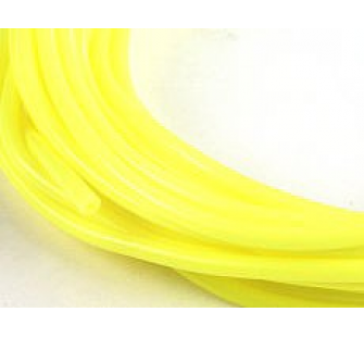 Durite silicone jaune fluorescent 2mm au metre lineaire - JP-5508545