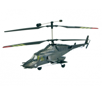 HELICOPTERE ELECTRIQUE EASYCOPTER WOLF 2.4GHZ MODE 1 RTF - MRC-RC3408