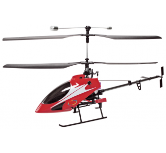 HELICOPTERE ELECTRIQUE EASYCOPTER V5 MINI ROUGE - MRC-RC3900R