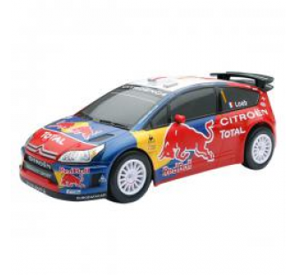 Citroen C4 WRC Red Bull RC NEW-RAY - NRY-88203