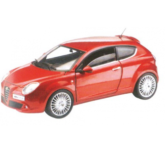 ALFA MITO ROUGE RC 1/24 MONDOMOTORS - T2M-MO63023