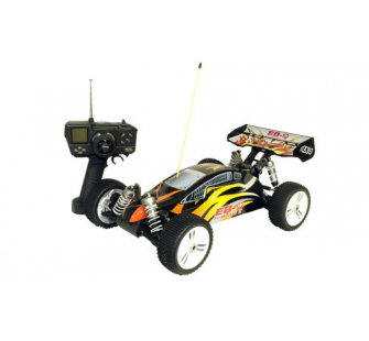 BUGGY EB-9 1/8 EVOLUTION II ELECTRIQUE BRUSHLESS RTR - MCO-36FS33601P