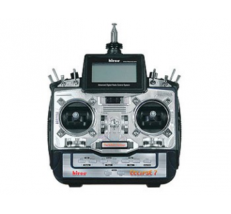 Radio Eclipse 7 HITEC - MRC-ECLIPSE7