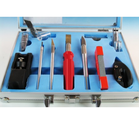 Set de cutter modelisme 50 pieces (PKN1050CM) - JP-5533218