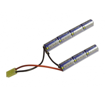Batterie double 8,4V 1600mAh Intellect - AIS-603246
