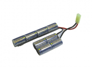Batterie pour SIG 556 shorty 9,6V 1600mAh Intellect - AIS-603354
