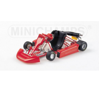 Karting Minichamps 1/18 - T2M-180090001