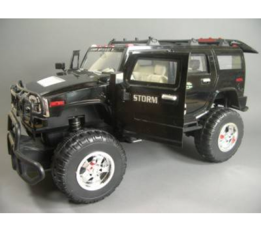 Hummer H2 complet 1/6e  74cm - AMW-22006