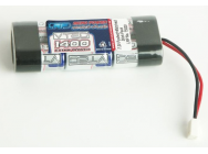 PACK VTEC 7.2V PUSH 1400MAH LONG Marque LRP - AVI-270075530