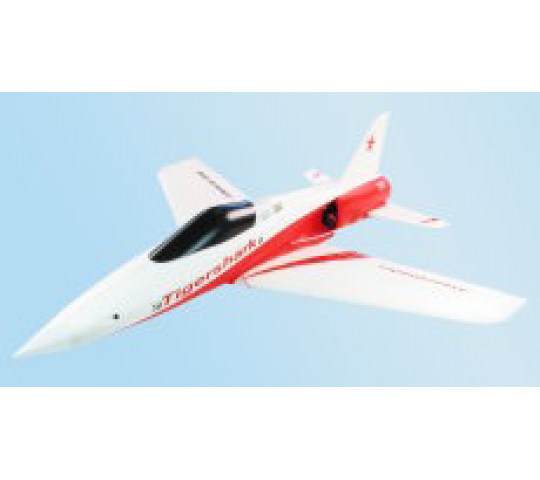 jet TIGER SHARK 400 D/F motorisation brushless - JP-Tigershark
