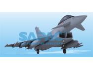Euro Fighter 2000 TYPHOON RTF - SAP-EUROF