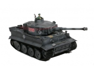 TIGER I Panzer - Upgrade - Edition Airbrush - Finition Pro - TRO-1116238181