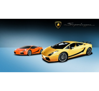 Lamborghini Superleggera 1/24 orange - JAM-400088