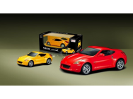 Nissan 370Z 1/14 Rouge - 403980