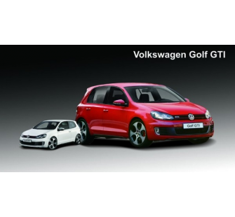 VW Golf VI GTI 1:24 rouge 27MHz Jamara - JAM-404085