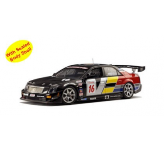 Cadillac CTS-V SCCA 2004 AutoArt 1/18 - T2M-A80425