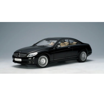 Mercedes CL Coupe AutoArt 1/18 - T2M-A76165
