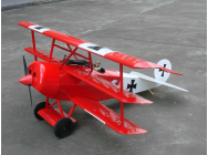 FOKKER DR-1 Baron Rouge ARF - CY-CY8119-1500mm