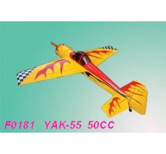 YAK-55 50CC Flight model - FMO-F0181