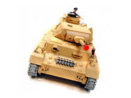 RC tank IV ausf F-1 FULL METAL!! Heng Long - HLG-3858-2
