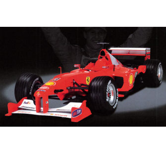 Ferrari F-2000  Elite 1/18 - T2M-WN2074