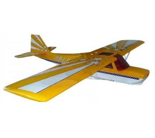 DECATHLON 150 JAUNE 3800 mm - PILOT RC