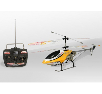 Helicoptere Eagle Power 3 voies Jaune - SH-8828-1-Y